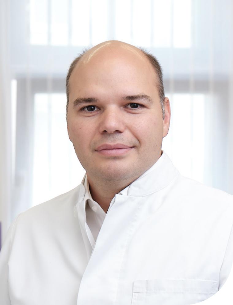 Dr.med.Petkin Portrait